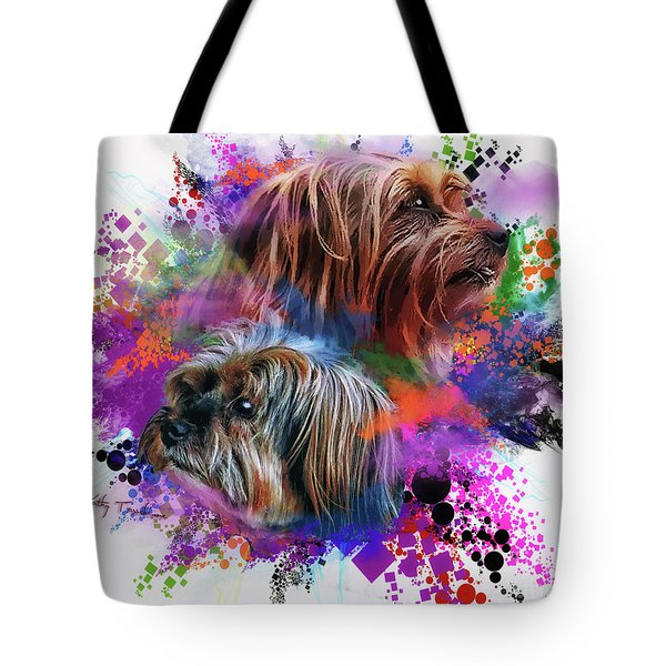 Birthday Boy Shel Tote Bag
