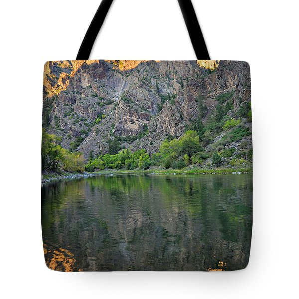 Black Canyon 4 Tote Bag by Marty Koch