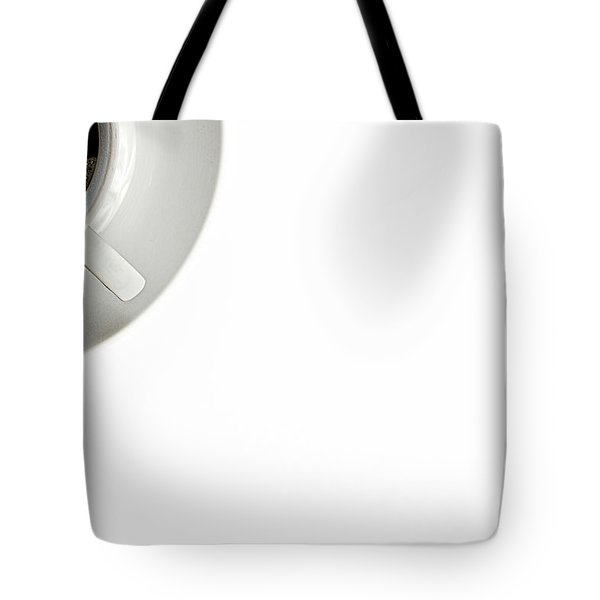 Tote Bag featuring the photograph Black Coffee by Gert Lavsen