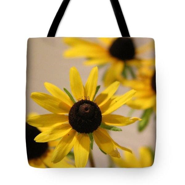 Black Eye Susan Tote Bag