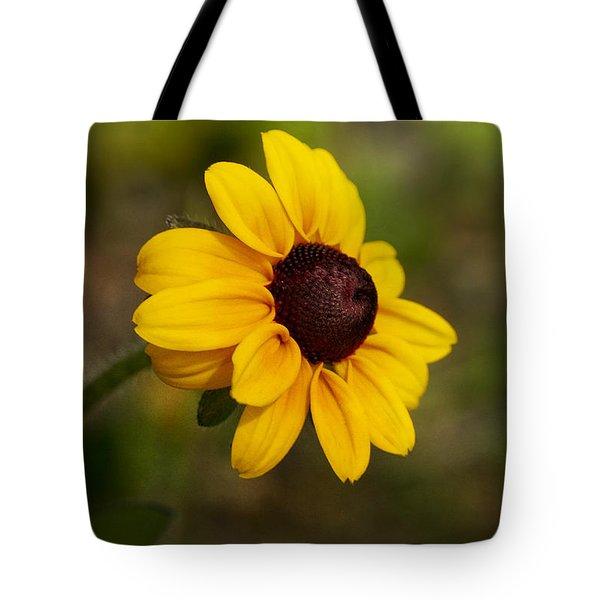 Black Eyed Susan Tote Bag by Teresa Zieba