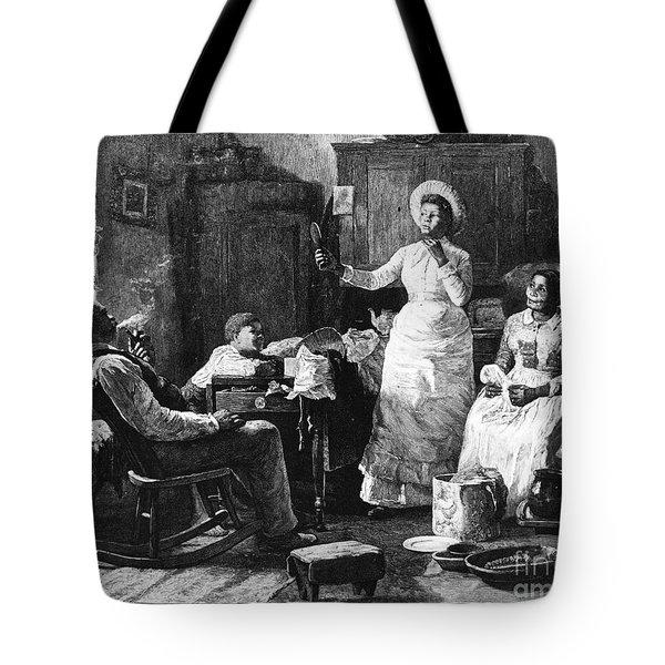 Black Life, 1888 Tote Bag