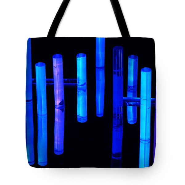 Black Light Tote Bag