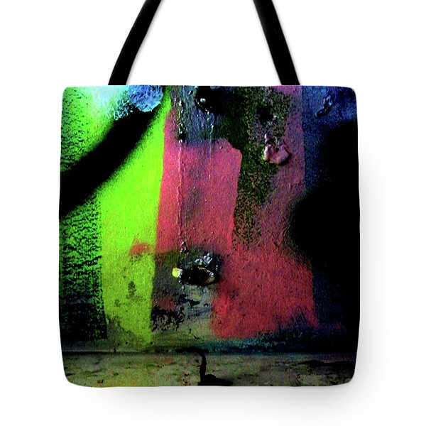 Tote Bag featuring the photograph Black Light by Newel Hunter
