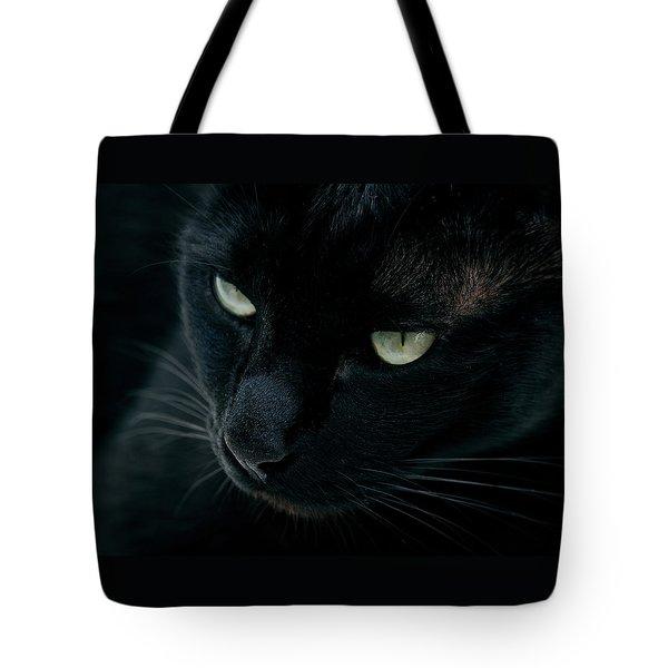 Black Panther Tote Bag by Laura Melis