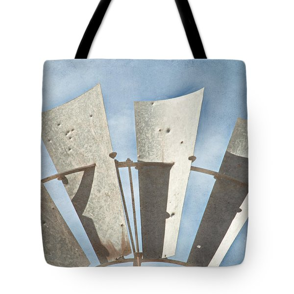 Blades - Texture Tote Bag by Bob and Nancy Kendrick