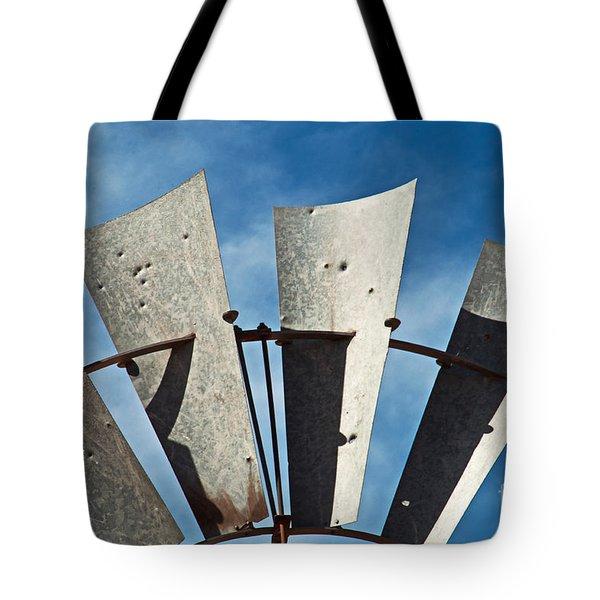 Blades Tote Bag