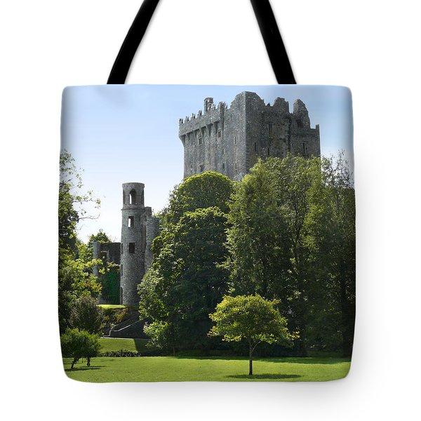 Blarney Castle - Ireland Tote Bag