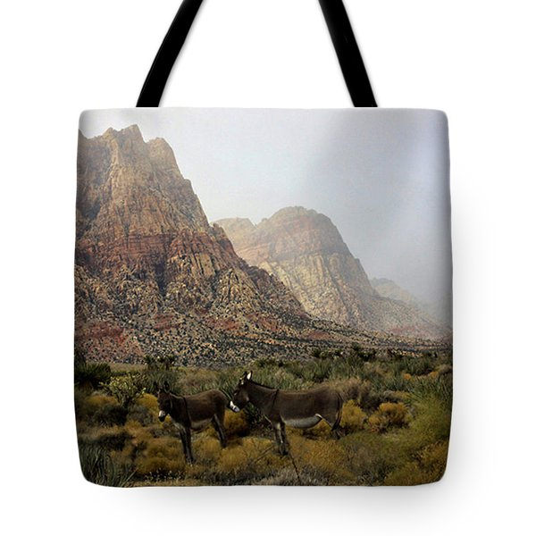 Tote Bag featuring the photograph Blending In by Tammy Espino