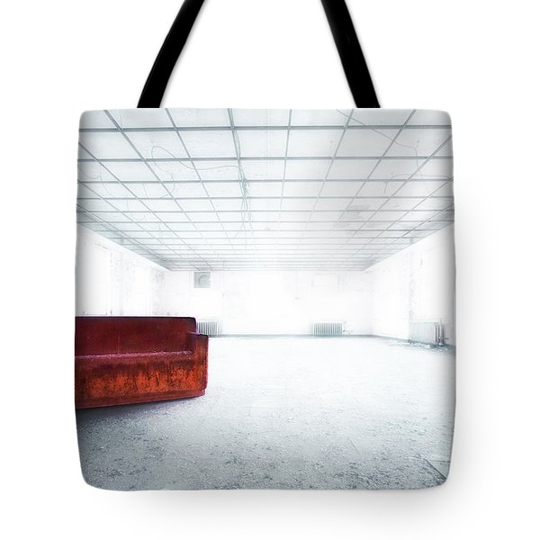 Blinded By Light. Enlightened By Darkness Tote Bag