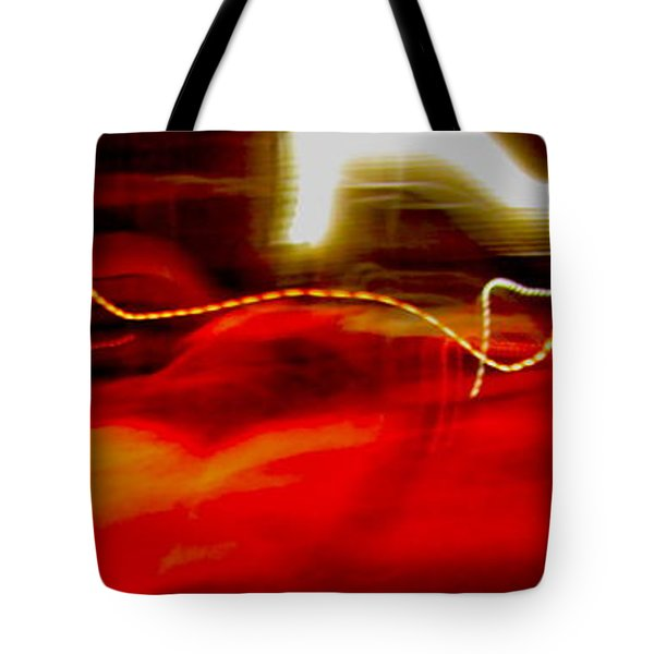 Tote Bag featuring the photograph Blip by Xn Tyler