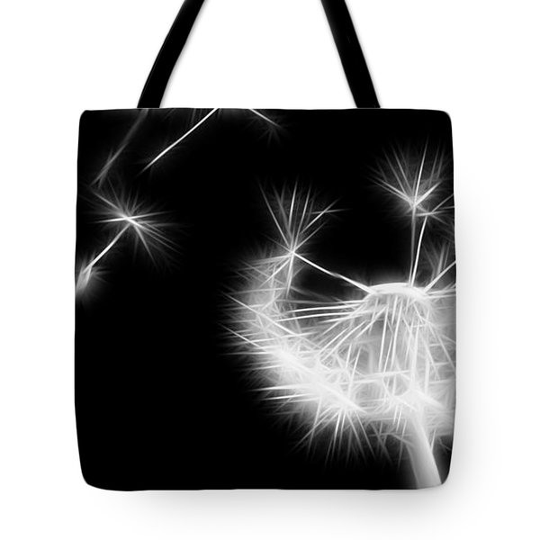 Blown Away - Sparklized Tote Bag