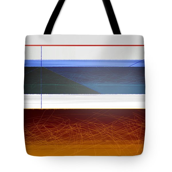 Blue Bridge To Life Tote Bag