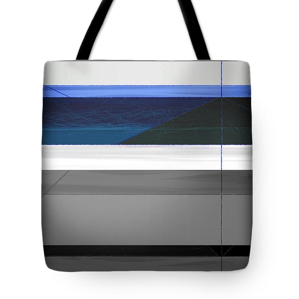 Blue Flag Tote Bag