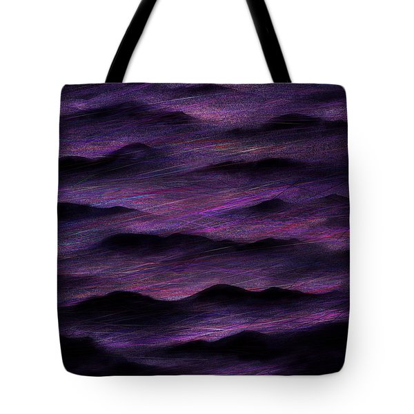Blue Ridge Dreams Tote Bag