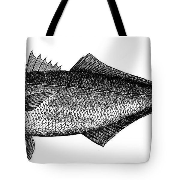 Bluefish Tote Bag by Granger