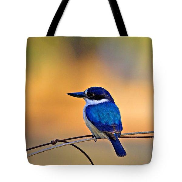 Bluesuit Tote Bag