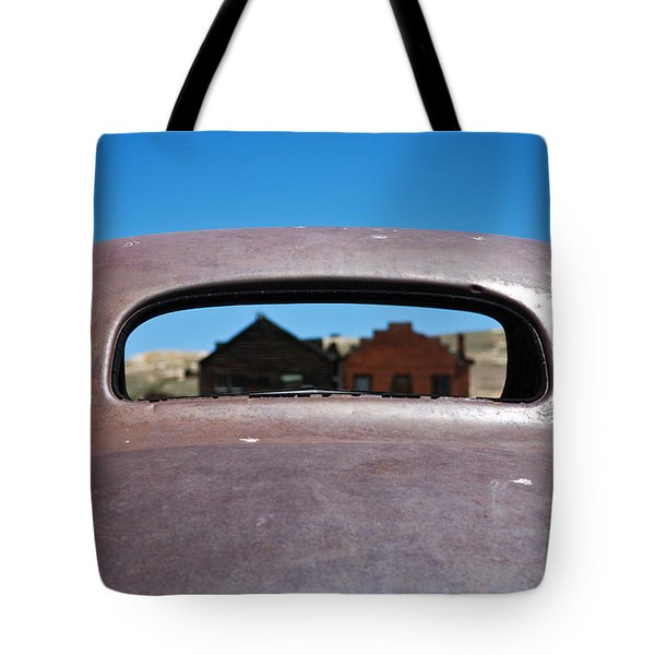 Bodie Ghost Town I - Old West Tote Bag