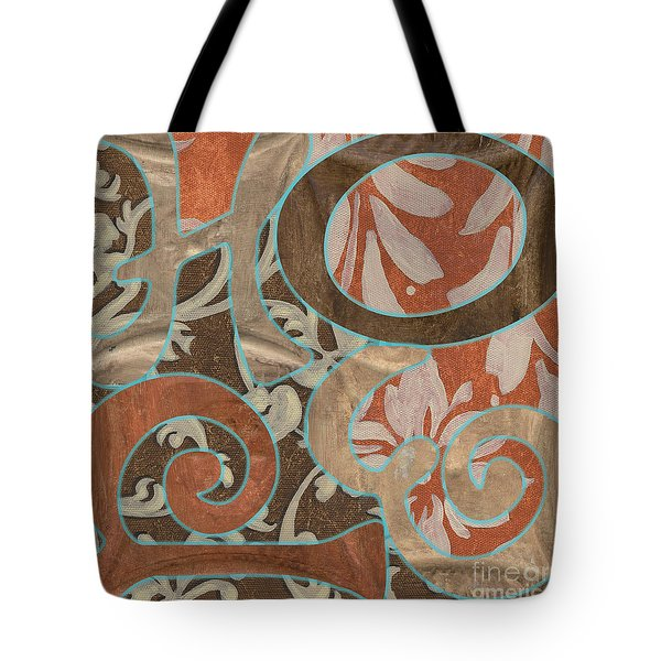 Bohemian Hope Tote Bag