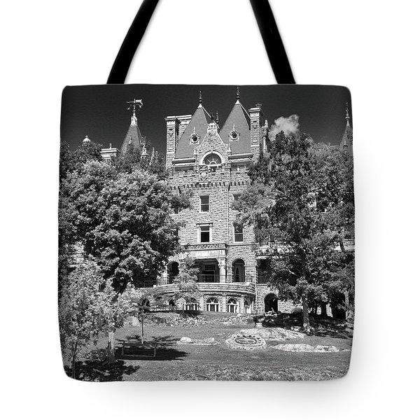 Boldt Castle 0152 Tote Bag