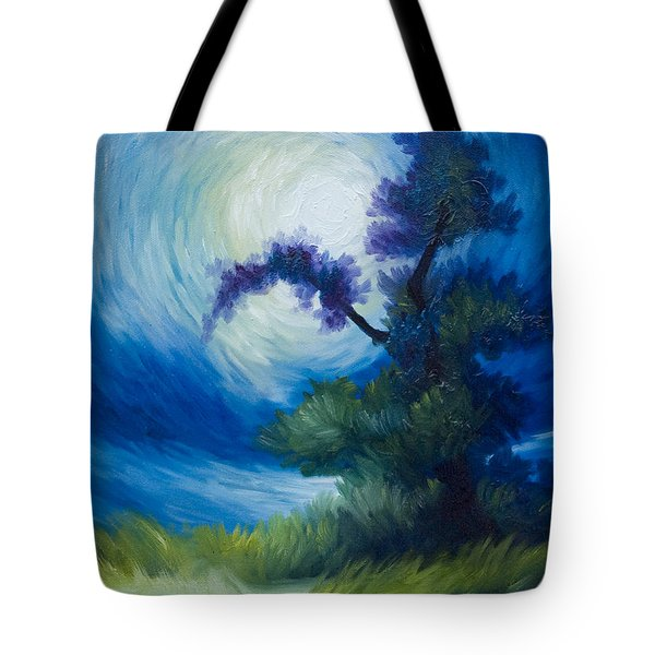 Bonzai II Tote Bag by James Christopher Hill