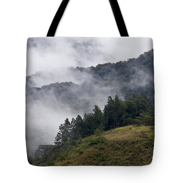 Boquete Highlands Tote Bag by Heiko Koehrer-Wagner