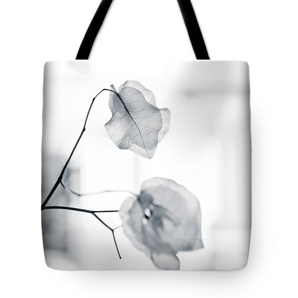 Bougainvillea - High-key Lighting Tote Bag