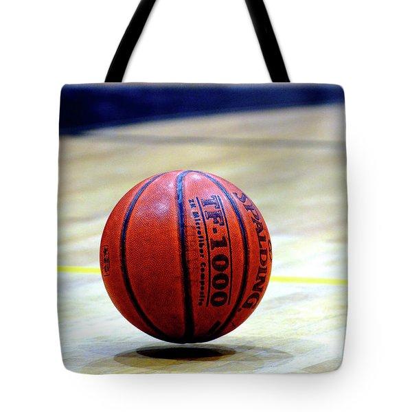Bouncing Ball Tote Bag