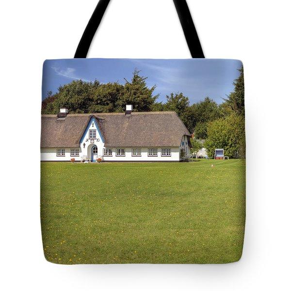 Braderup - Sylt Tote Bag by Joana Kruse