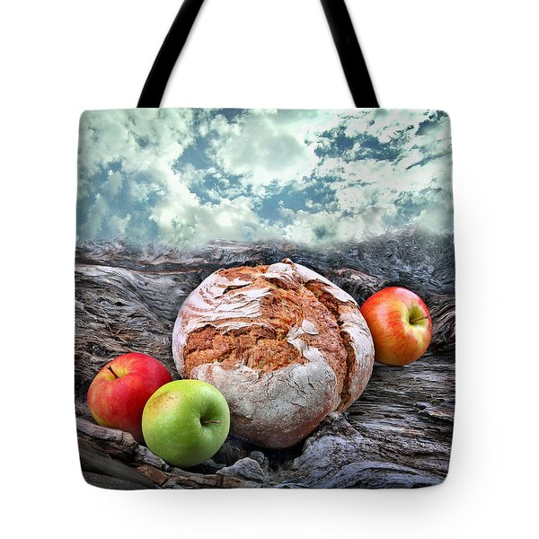 Bread Of The World Tote Bag by Manfred Lutzius