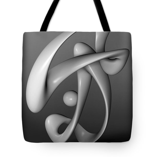 Breakdancing Tote Bag by Richard Rizzo