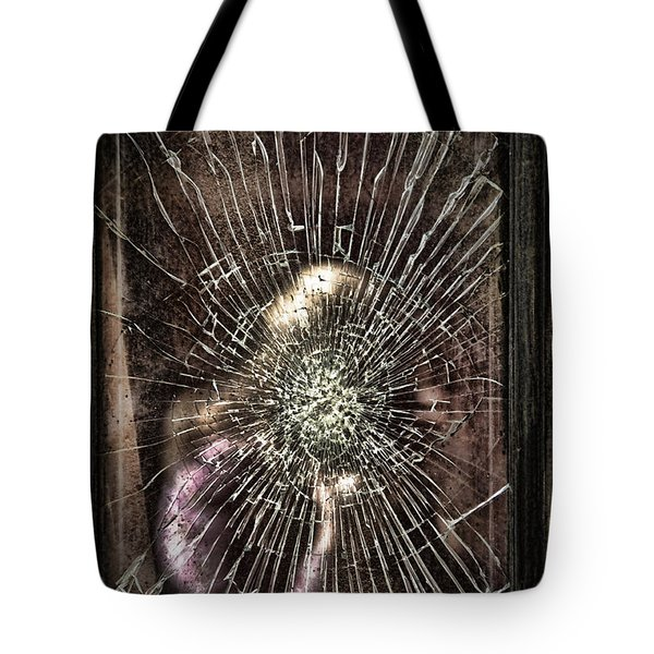 Breaking Through To The Other Side Tote Bag by Joanna Madloch
