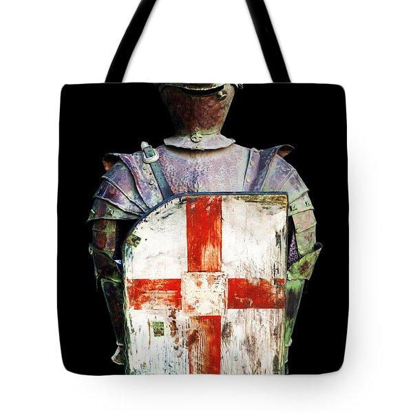 Breastplate Tote Bag