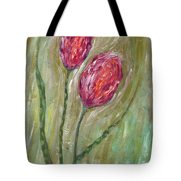 Breath Of Fresh Air Tote Bag by Tanielle Childers