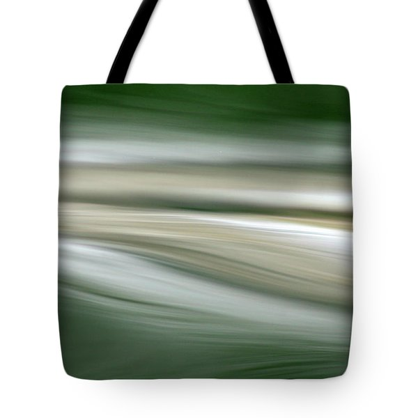 Breath On The Water Tote Bag by Cathie Douglas