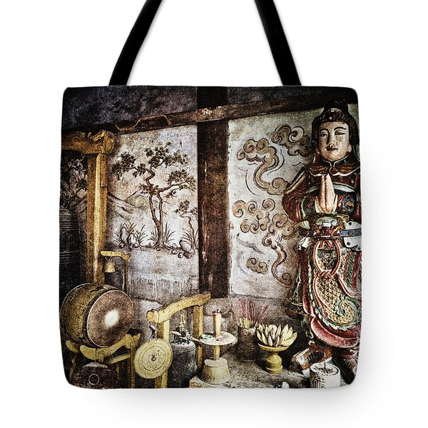 Breath Tote Bag by Skip Nall