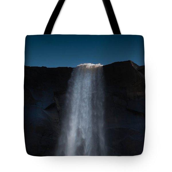 Bridal Veil Tote Bag by Bill Gallagher