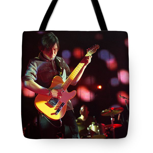 Bright Eyes Tote Bag by Jeff Ross