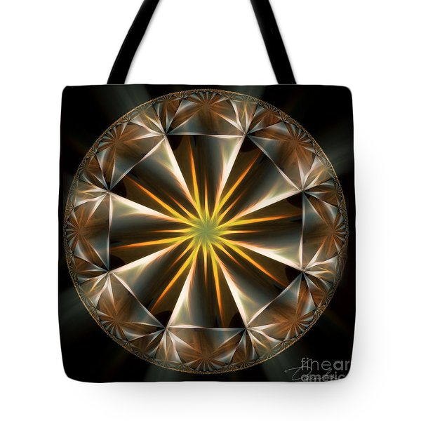 Bright Star Tote Bag