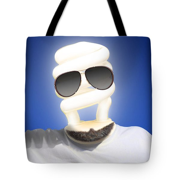 Brighter Days Tote Bag by Mike McGlothlen