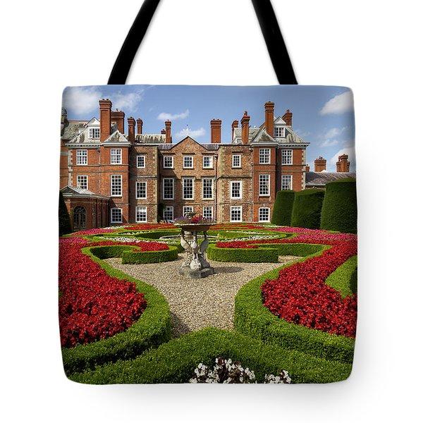 British Garden  Tote Bag by Adrian Evans