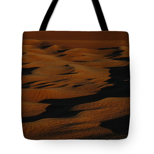 Bronze Tote Bag