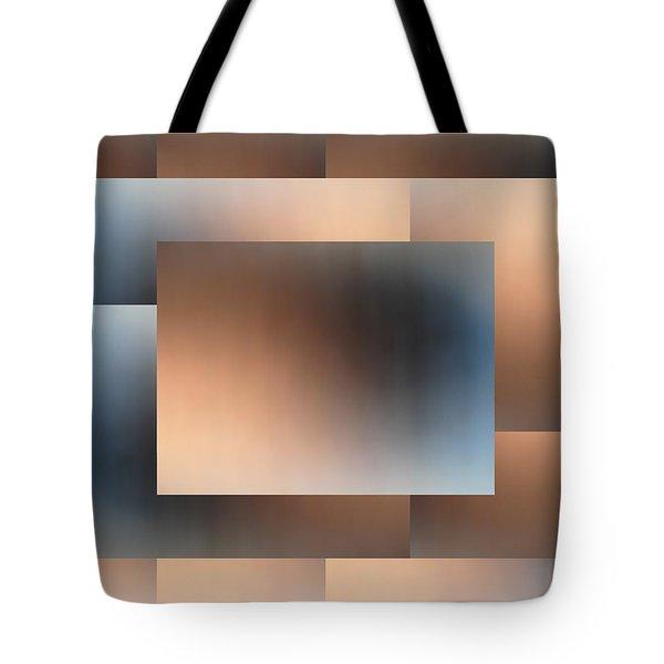 Brushed 01 Tote Bag by Tim Allen