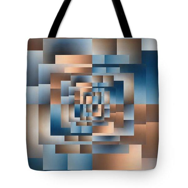 Brushed 16 Tote Bag by Tim Allen