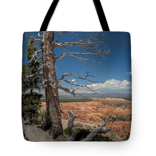 Bryce Canyon - Dead Tree Tote Bag