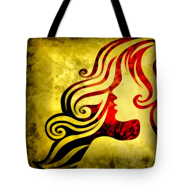 Btw I Loved You 1 Tote Bag by Angelina Vick
