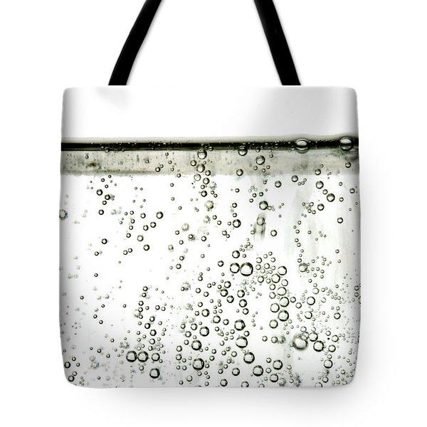 Bubbles Tote Bag by Photo Researchers, Inc.