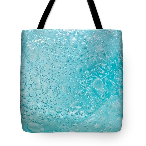 Bubbles Tote Bag by Tom Gowanlock