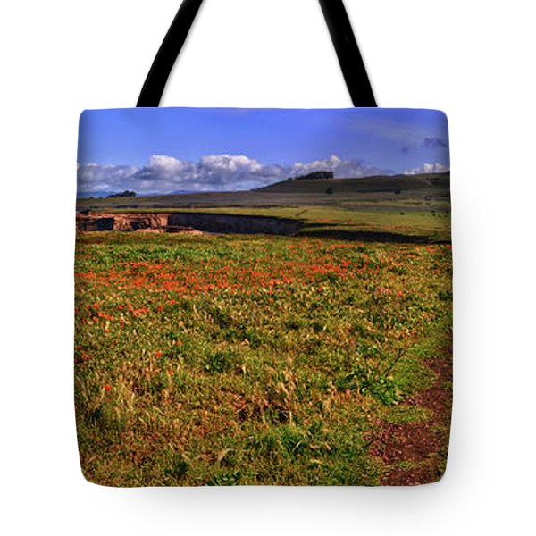 Buchon Trail Tote Bag