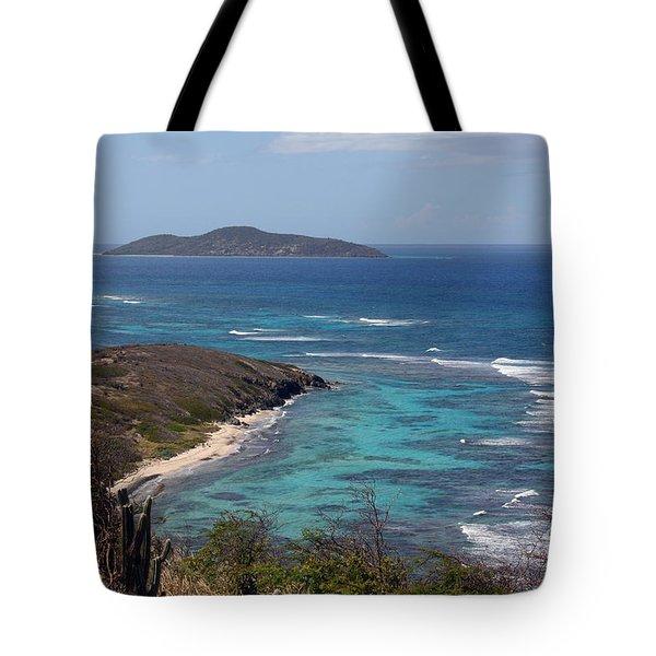 Buck Island Usvi Tote Bag